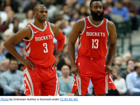Why Trading for James Harden is a bad move for a contender