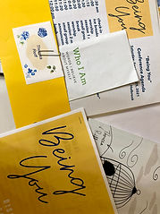 Being You Conference materials