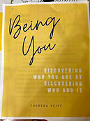 Being You Conference flyer