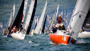 La flotta Protagonist 7.50 verso il Campionato Italiano di Riva del Garda
