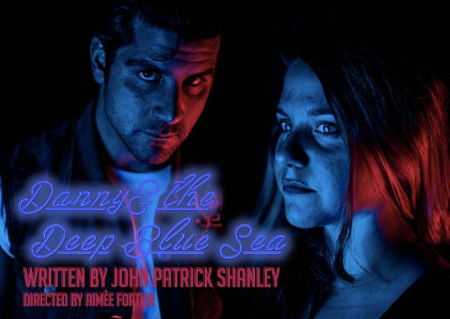 Postcard Danny And the Deep Blue Sea