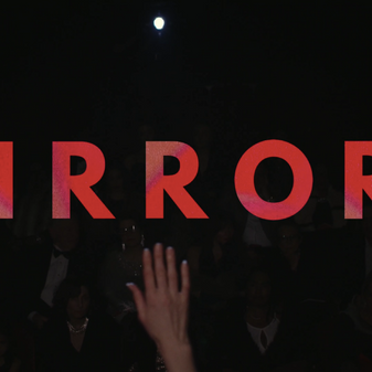 Mirrors Title Card