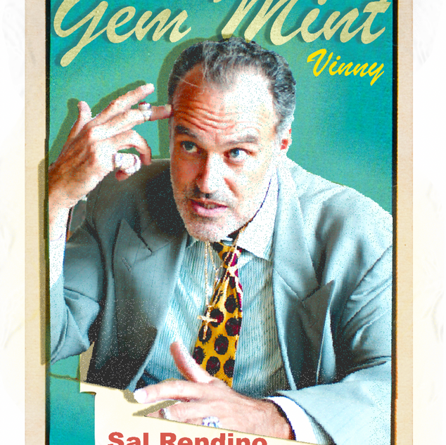 Gem Mint Character Trading Cards
