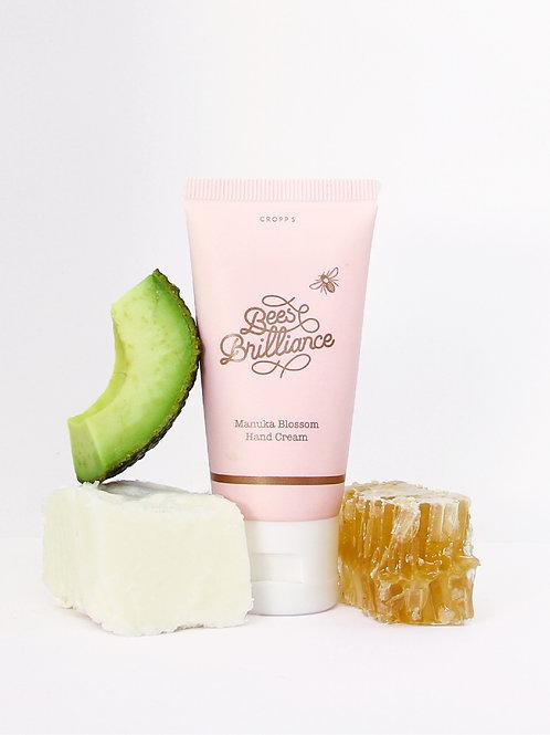 麥盧卡蜂蜜花香護手霜 Manuka Blossom Hand Cream