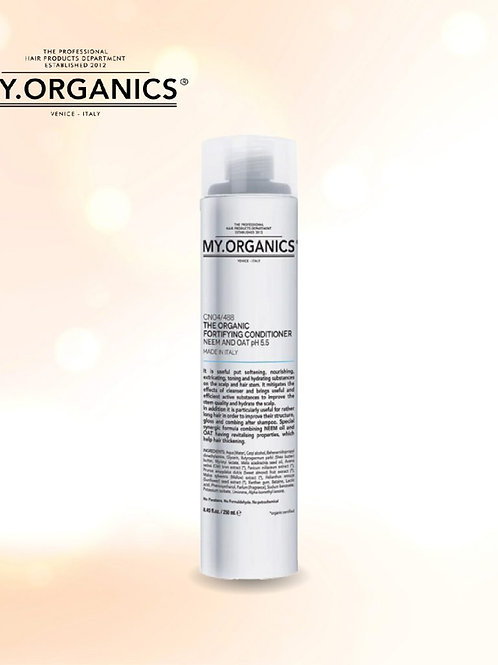 有機滋補調理護髮素 The Organic Fortifying Conditioner