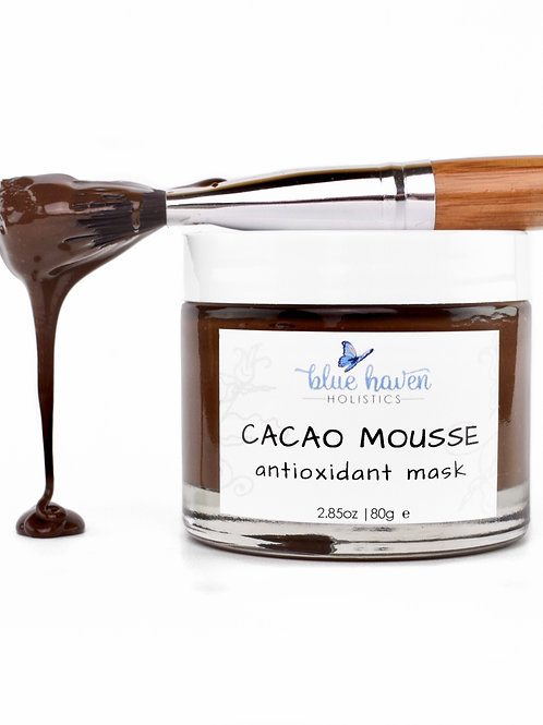 可可蜜糖慕絲面膜 Cocao Mousse Antioxidants Mask