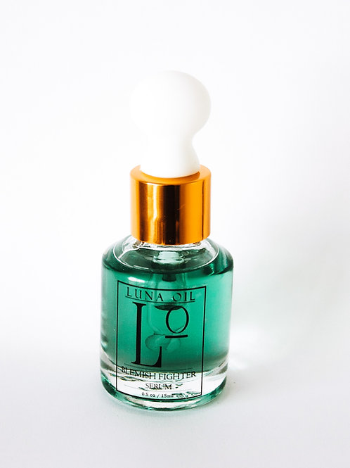 打擊痘痘精華油 Blemish Fighter Serum