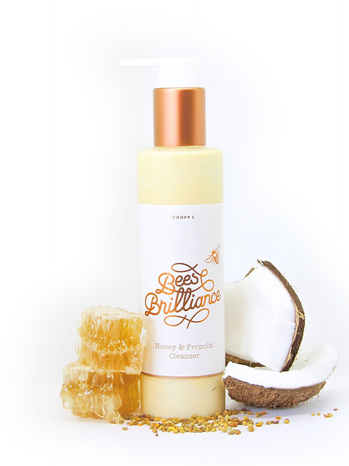 麥盧卡蜂蜜蜂膠滋潤潔面乳 Manuka Honey & Propolis Cleanser