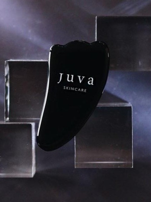 黑耀石面部提升刮痧板 Juva Obsidian Guasha