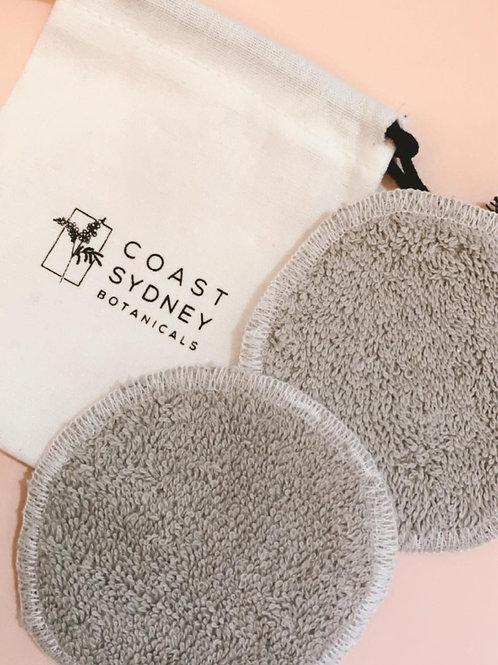 環保可重用潔膚棉 Reusable Cotton Face Pads