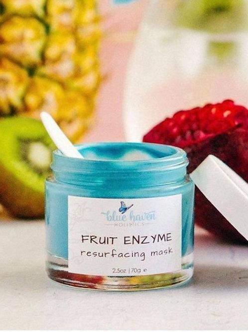 〔趕走暗粒粉刺〕水果酵素煥膚面膜 Fruit Enzyme Resurfacing Face Mask