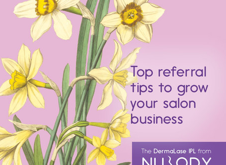 Best tips to using referrals to grow your medi-spa business