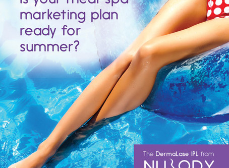 Is your medi-spa or salon marketing plan ready for summer?