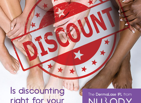 When is discounting your beauty service right for your Spa or Salon?