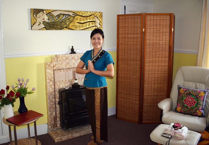 Massage Business Receives Funding