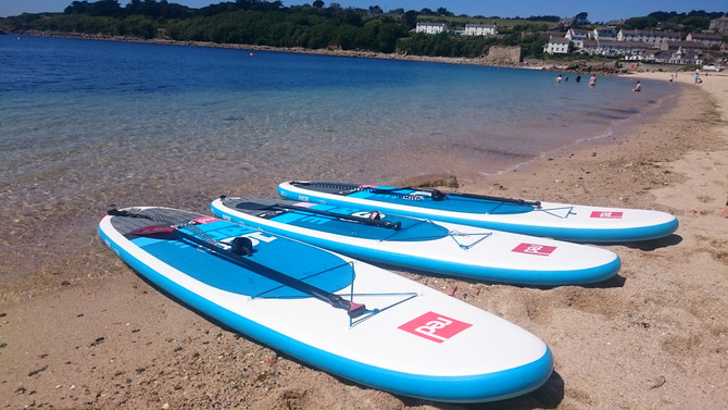 Voucher Scheme invest in SUP and Kayak hire business