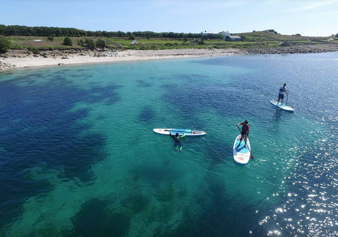St Agnes Watersports business receives funding