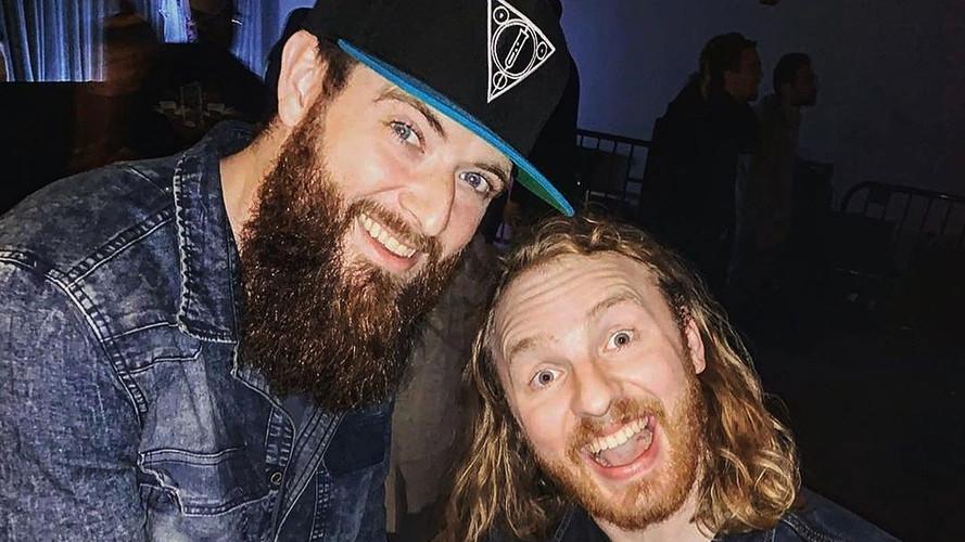 Rob and Garrett