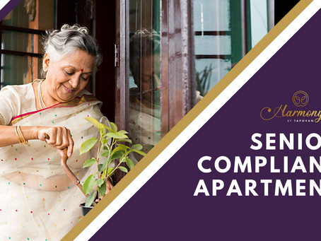 Are you looking for senior compliant apartments at Mysore?