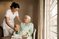 Caregiving services at Home