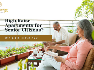 Can high-rise apartments be senior-friendly homes?