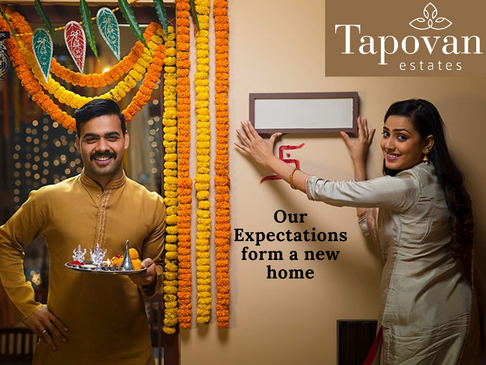 What are the first time home buyer's expectations in this post COVID Era?