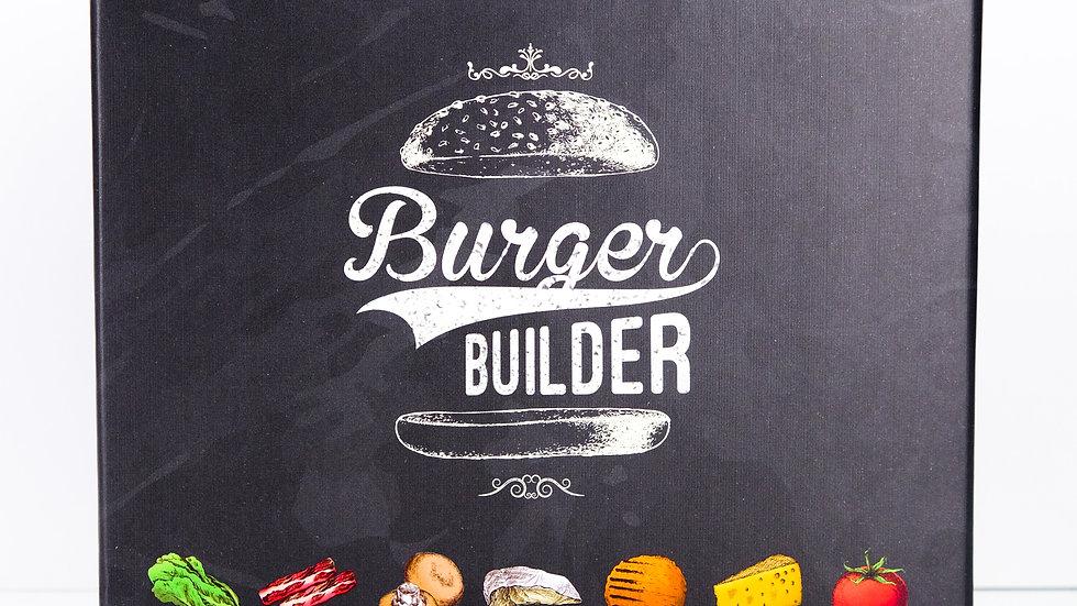 漢堡師 Burger Builder