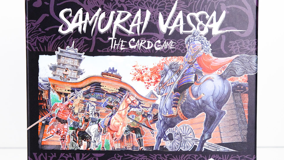 名臣 Samurai Vassal
