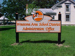 WAUTOMA AREA SCHOOL DISTRICT