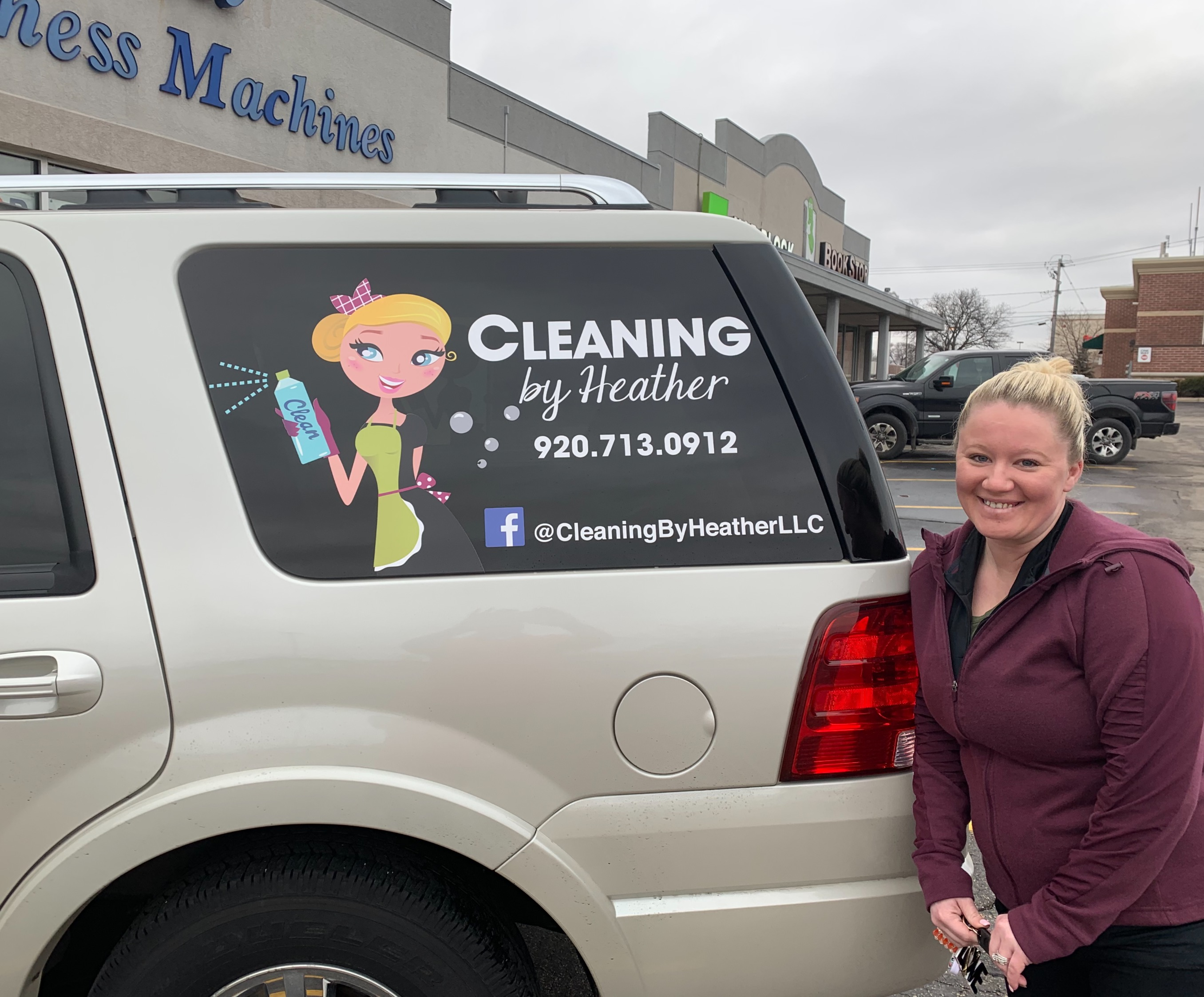 Cleaning By Heather