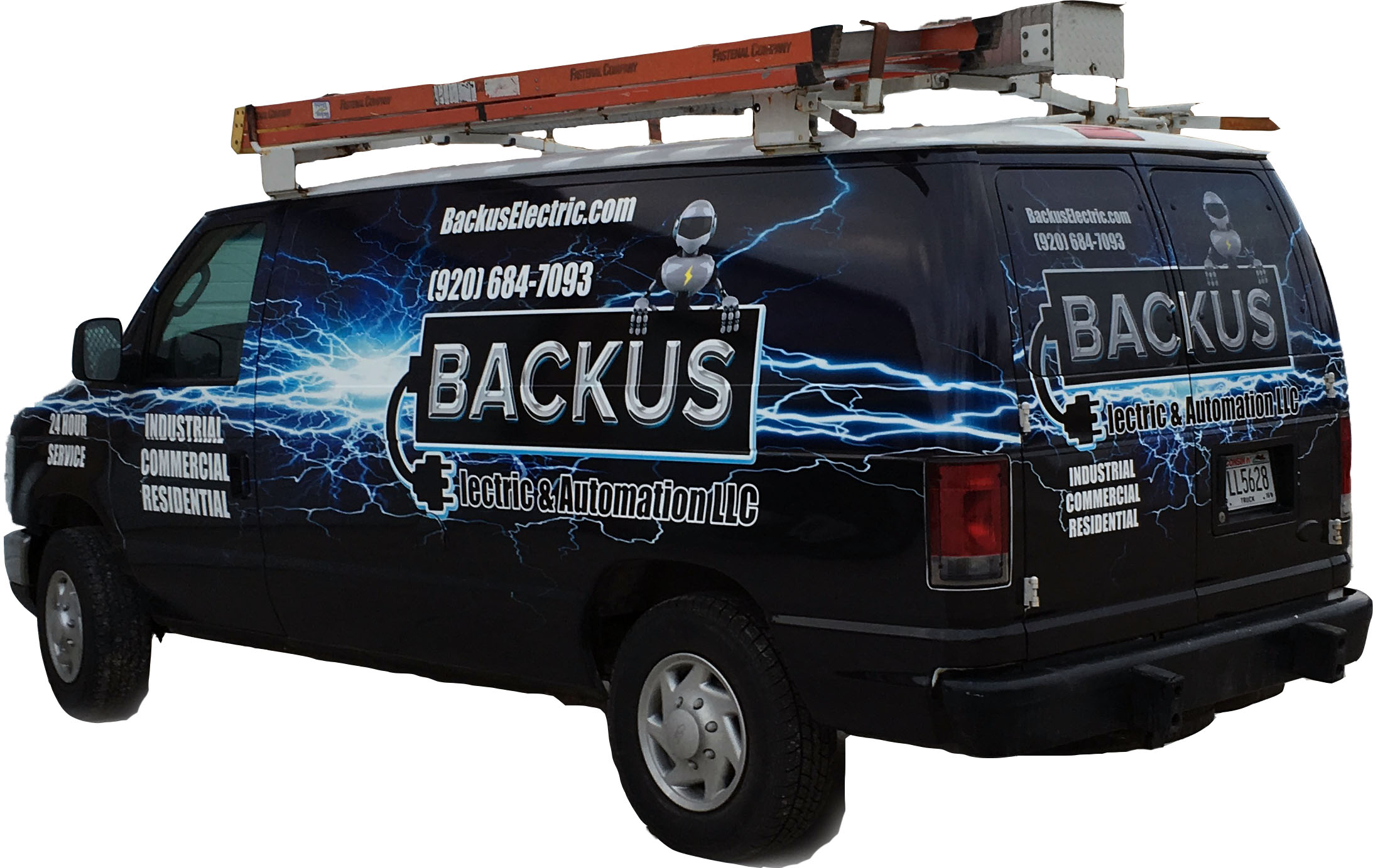 Backus Electric Wrap