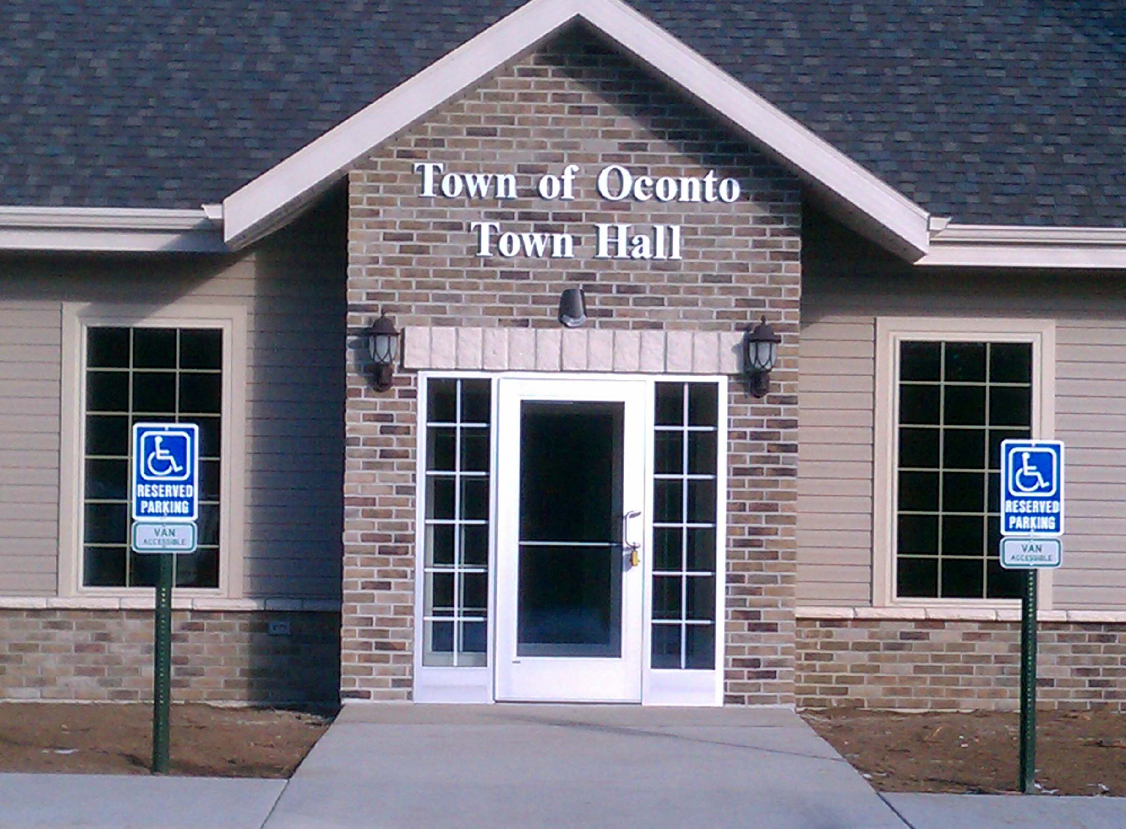 TOWN OF OCONTO