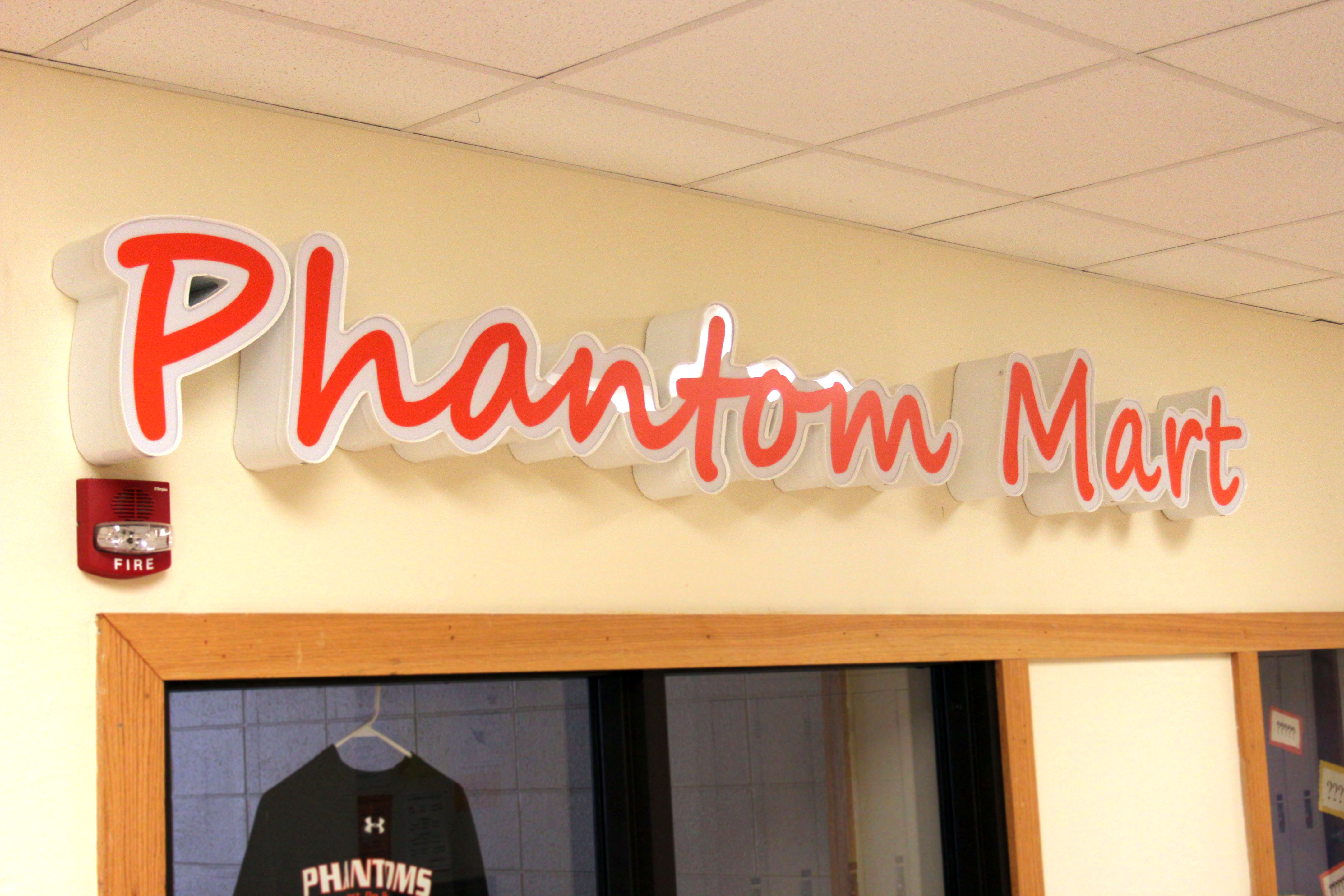 Phantom Mart