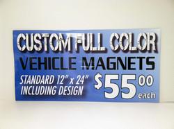 Vehicle Magnetics