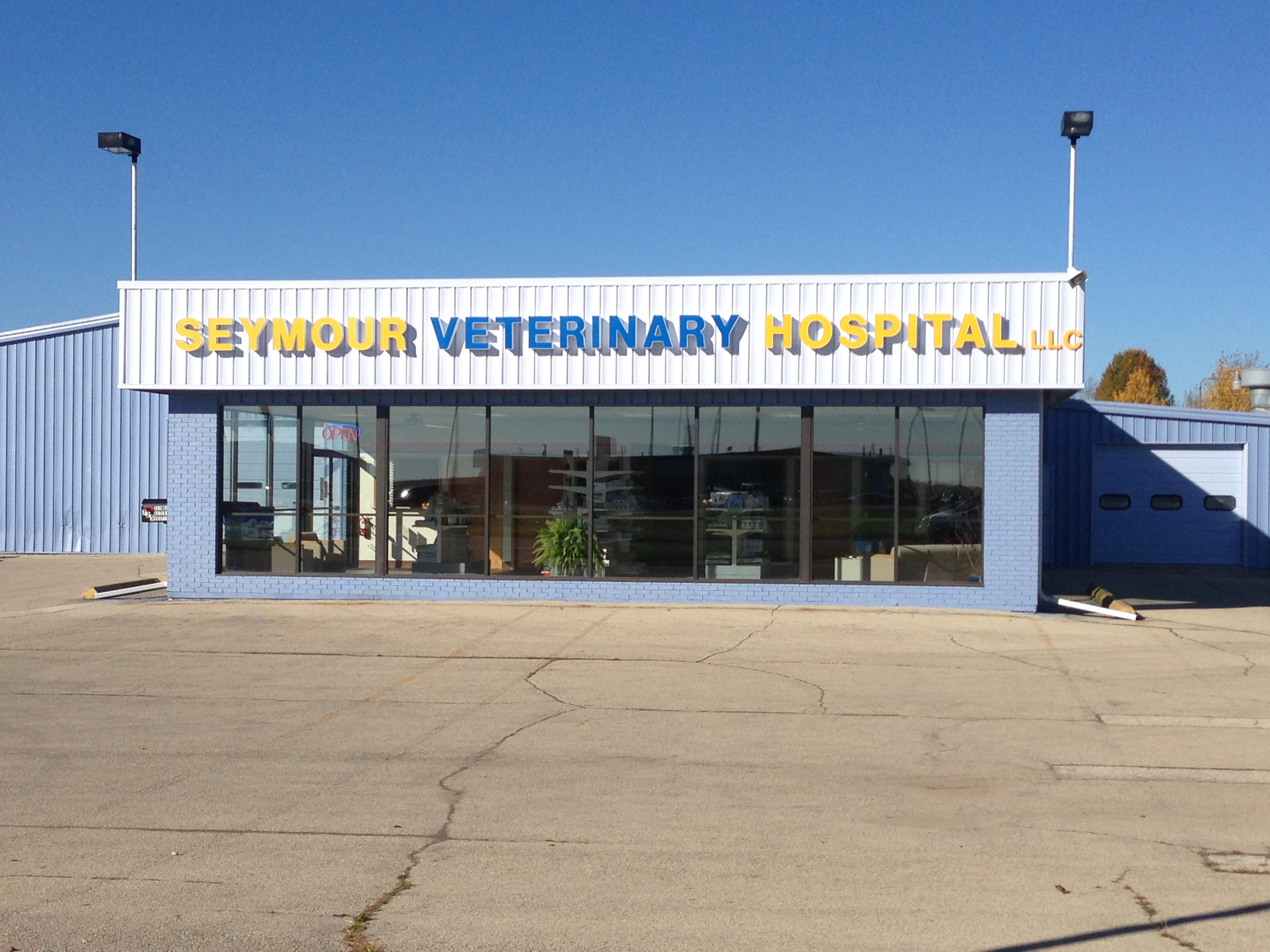 Seymour Veterinary Hospital LLC