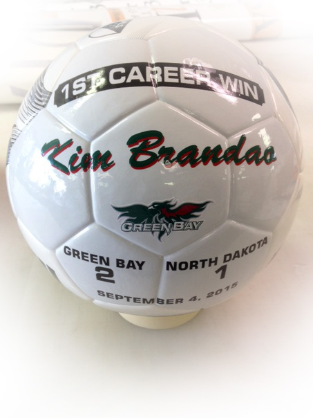 Soccer Ball with graphics