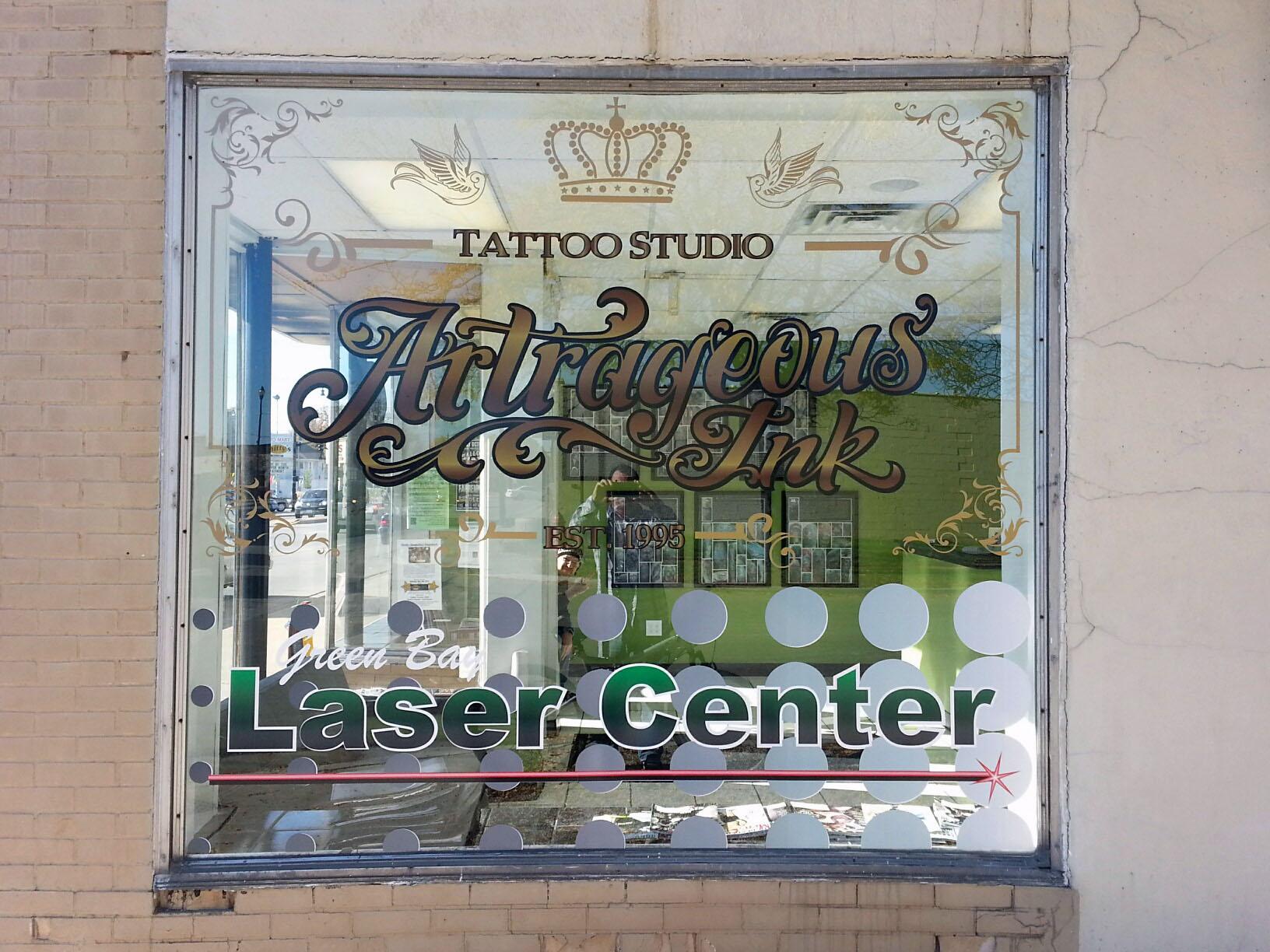 Artrageous & Green Bay Laser