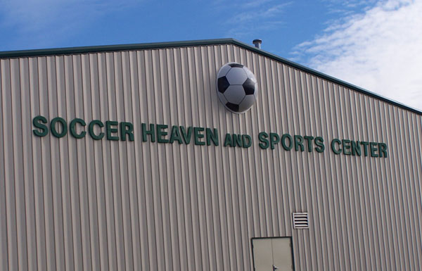 Soccer Heaven