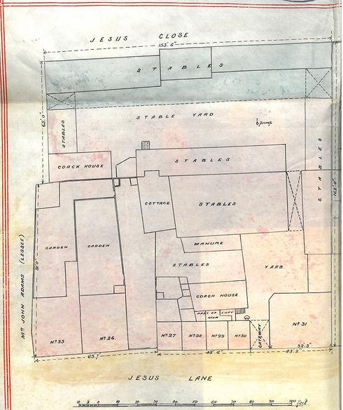 Site plan 1893