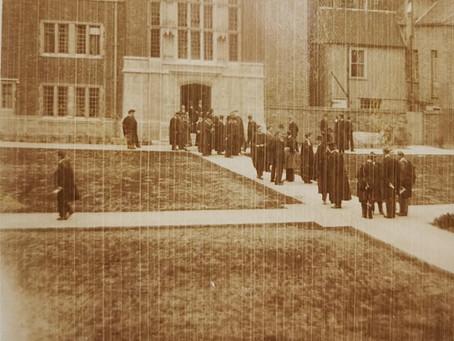 1930: Chapel Opening