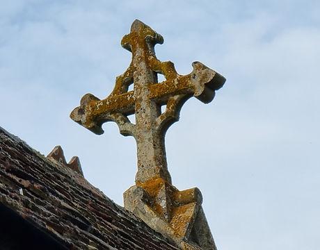 Hauxton external cross