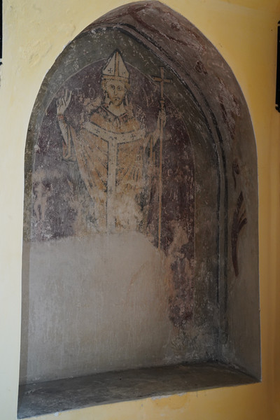 Hauxton St Edmund fresco.JPG