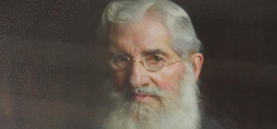 Michael Gutteridge portrait