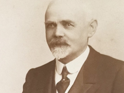 1913: William Greenhalgh
