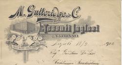 Gutteridge & Co stationery