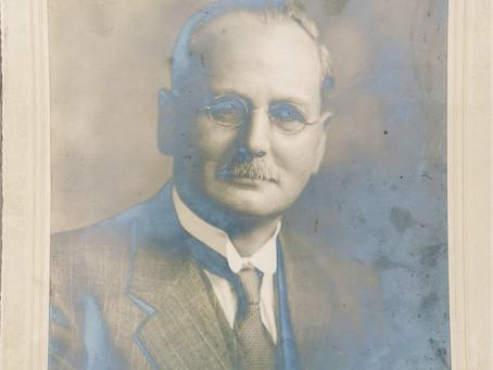1922: John Finch