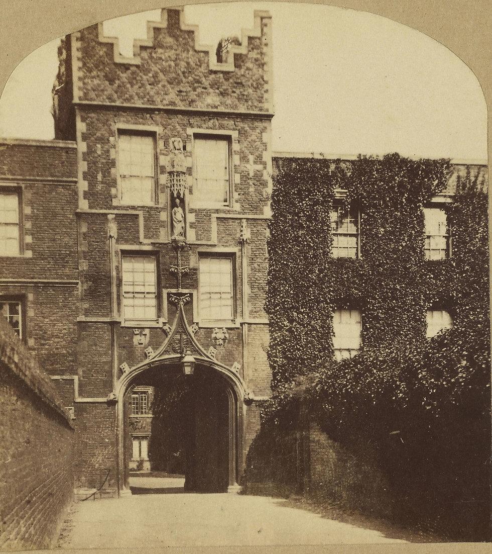 Jesus College 1860