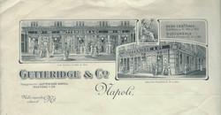 Gutteridge & Co. stationery