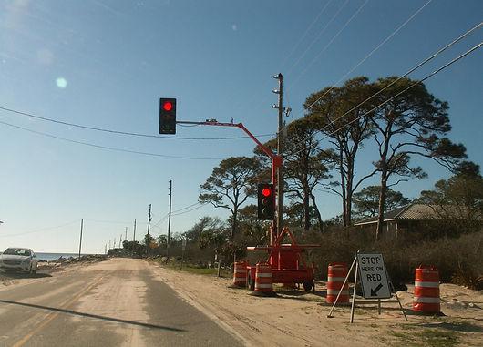 Alligator_Point_Traffic_Signal_East_End.