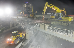 I-95 Express Lanes Project from Dumfries Road to Garrisonville Road